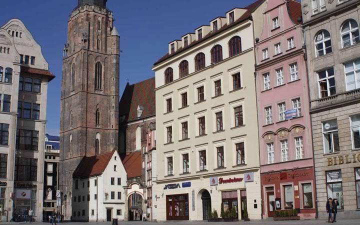 Siedziba Arche Consulting we Wrocławiu